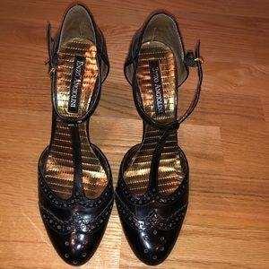 Enzo Angiolini Patent Shoes